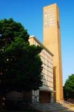 Pierwszy kościół chrześcijański, Kolumb Zdjęcie Royalty Free