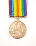 pierwszy medalu srebra wojny świat obrazy royalty free
