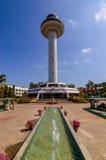 Pierwszy wierza w Mukdahan prowinci Fotografia Royalty Free