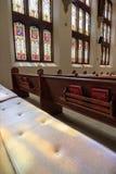 Pierwszy Zlany kościół metodystów Pasadena zdjęcia royalty free