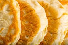 Pies. Close up Stock Photos