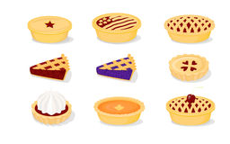 Pies Royalty Free Stock Images