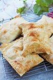 Pies homemade cakes Royalty Free Stock Photos