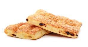 Pies With Raisins Stock Image