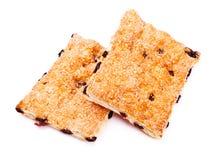 Pies With Raisins Royalty Free Stock Photos