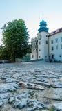 Pieskowa Skala城堡 免版税图库摄影