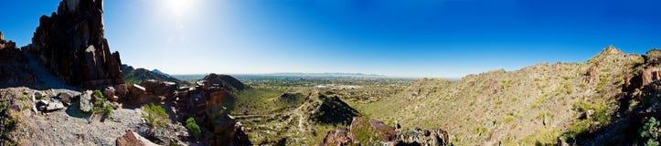 Phoenix Panoramic Stock Photo