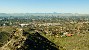 Phoenix Arizona Fotografia Stock