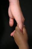Pietà razziale Fotografia Stock