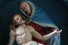 Pieta images libres de droits