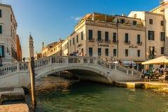 Pieta di della di Ponte a Venezia fotografia stock libera da diritti