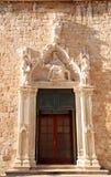 The Pieta Franciscan Monastery (Dubrovnik Croatia) Stock Photo