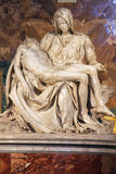 Pieta by Michelangelo Royalty Free Stock Image