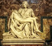 Pieta royalty free stock images