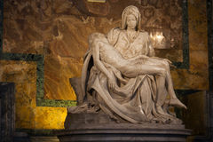 Pieta stock photography