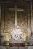 Pieta sculpture Stock Photography