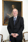 Pieter Jan Wolthers. His Excellency, Ambassador Extraordinary and Plenipotentiary of the Netherlands in Romania, Pieter Jan Wolthers Stock Photo
