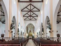 Pietermaai cathedral Royalty Free Stock Photo