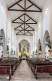 Pietermaai cathedral Royalty Free Stock Photography