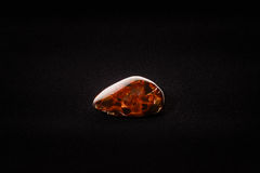Pietersite on velour fabric Royalty Free Stock Photography