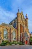 Pieterskerk, Leiden, Netherlands Royalty Free Stock Photo