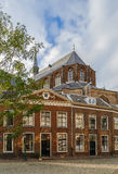 Pieterskerk, Leiden, Netherlands Royalty Free Stock Photos