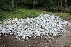 pietra Immagine Stock