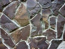 Pietra allineata parete, struttura, fondo immagine stock