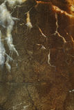 Pietra concreta astratta, usura naturale, ruggine, corrosione Immagine Stock Libera da Diritti