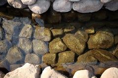 Pietra del fiume Immagine Stock Libera da Diritti