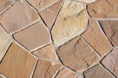 Pietra del mosaico Fotografia Stock