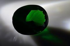 Pietra del taglio di verde Fotografie Stock
