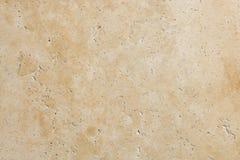 Pietra del travertino Fotografie Stock Libere da Diritti