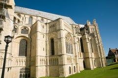 Pietra della cattedrale Fotografie Stock