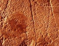 Pietra della parete del castello Fotografie Stock