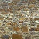 Pietra della parete di pietra Fotografia Stock Libera da Diritti
