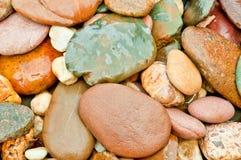 Pietra della roccia Fotografia Stock Libera da Diritti