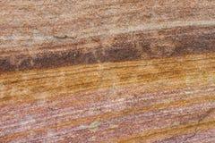 Pietra della sabbia Fotografie Stock Libere da Diritti