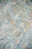 Pietra di marmo verde naturale Fotografia Stock Libera da Diritti