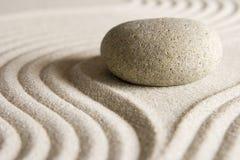 Pietra di zen immagine stock