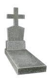 Pietra grave Fotografia Stock