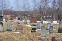 Pietra grave Fotografia Stock Libera da Diritti