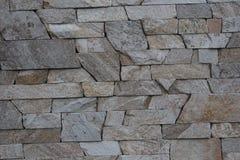 pietra grigia Fotografia Stock