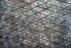 Pietra grigia ondulata, fondo, struttura Immagine Stock Libera da Diritti