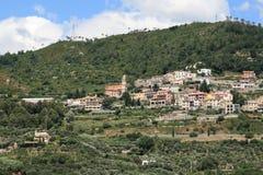 Pietra Ligure, Italia, año 2009 foto de archivo libre de regalías