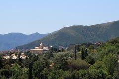 Pietra Ligure, Italia, año 2009 imagen de archivo libre de regalías