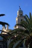 Pietra Ligure, Italia, año 2009 Fotografía de archivo libre de regalías