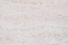 Pietra naturale del travertino Fotografia Stock Libera da Diritti