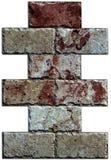 Pietra naturale senza cuciture delle mattonelle di affronto di struttura delle mattonelle di marmo beige Fotografia Stock