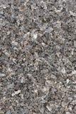 Pietra nera del granito Fotografia Stock